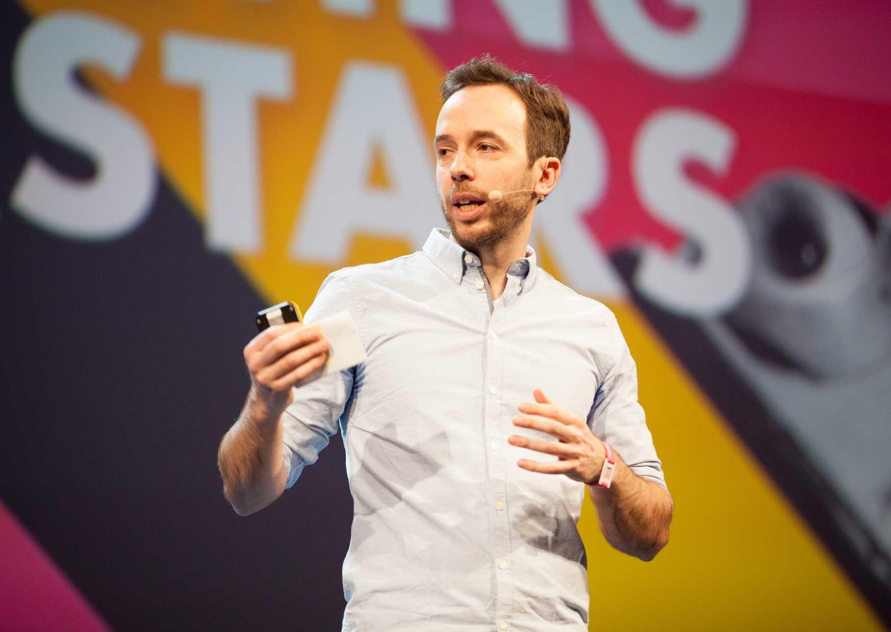 Marketing findet im Internet statt Philipp Westermeyer