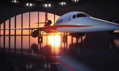 Aerion Supersonic: CO2-neutrales Überschallflugzeug in Entwicklung