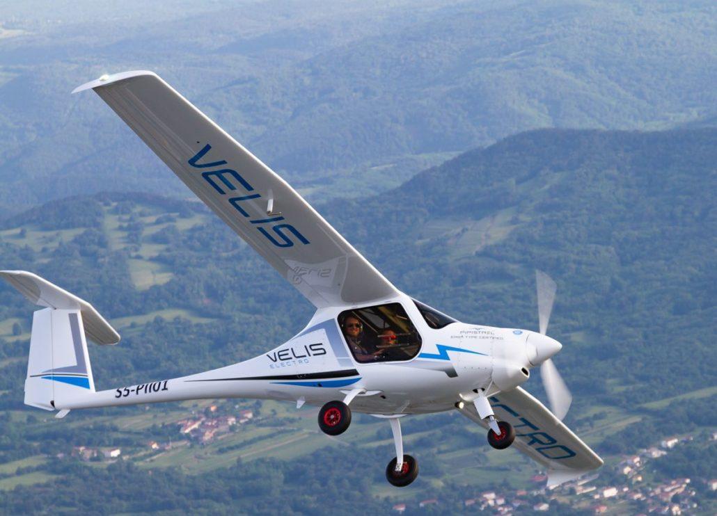 Erste Zulassung für reines Elektro-Flugzeug