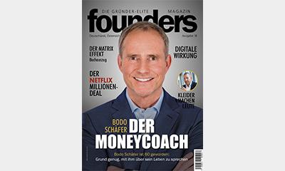 founders Magazin Ausgabe 18