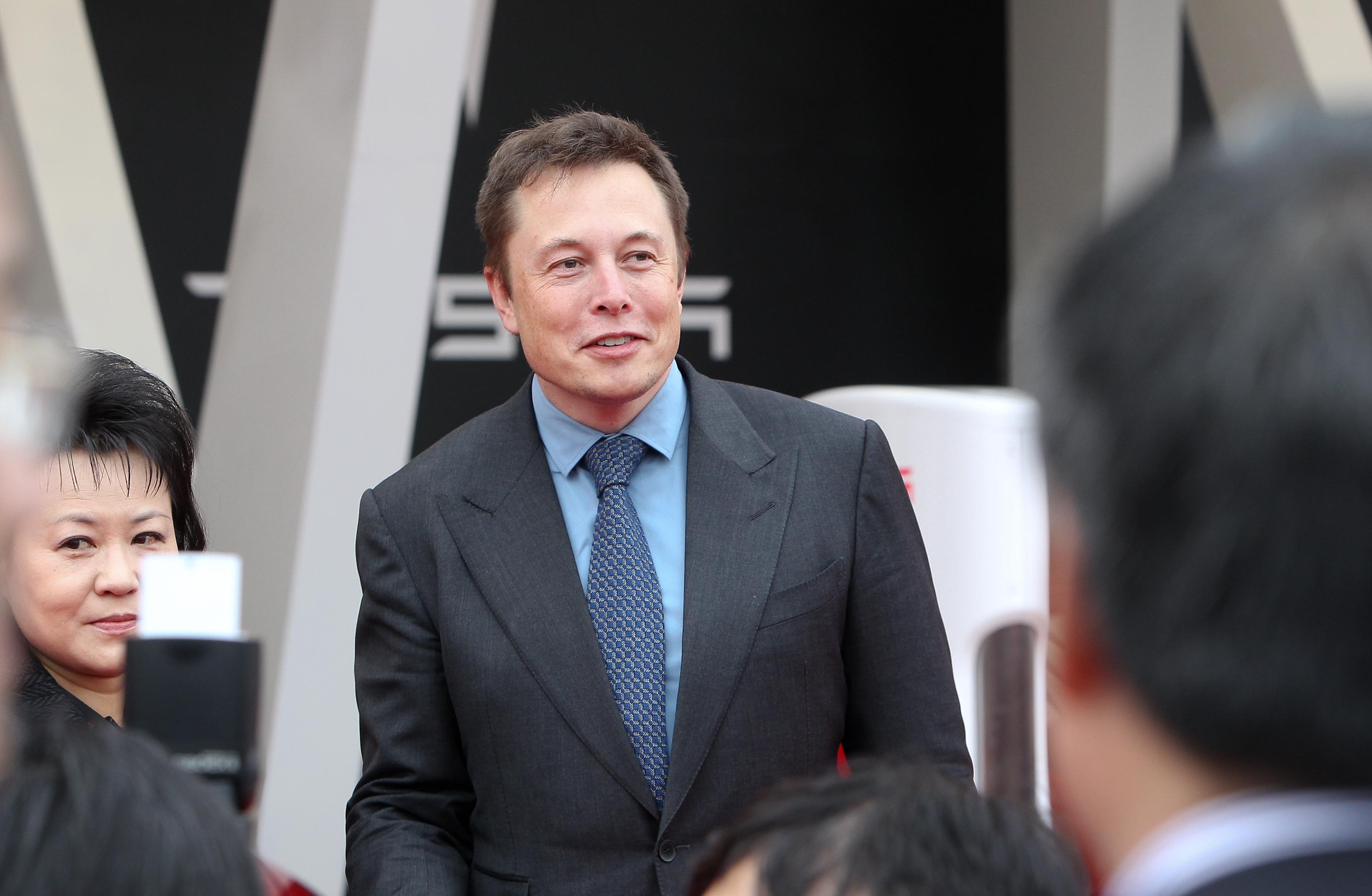 Musk reichster Mann der Welt