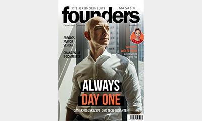 founders Magazin 22