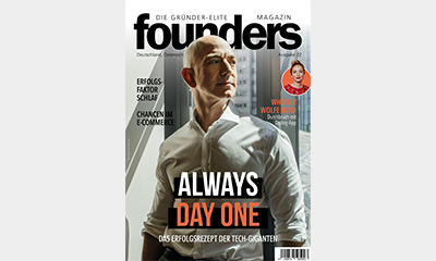 founders Magazin 22