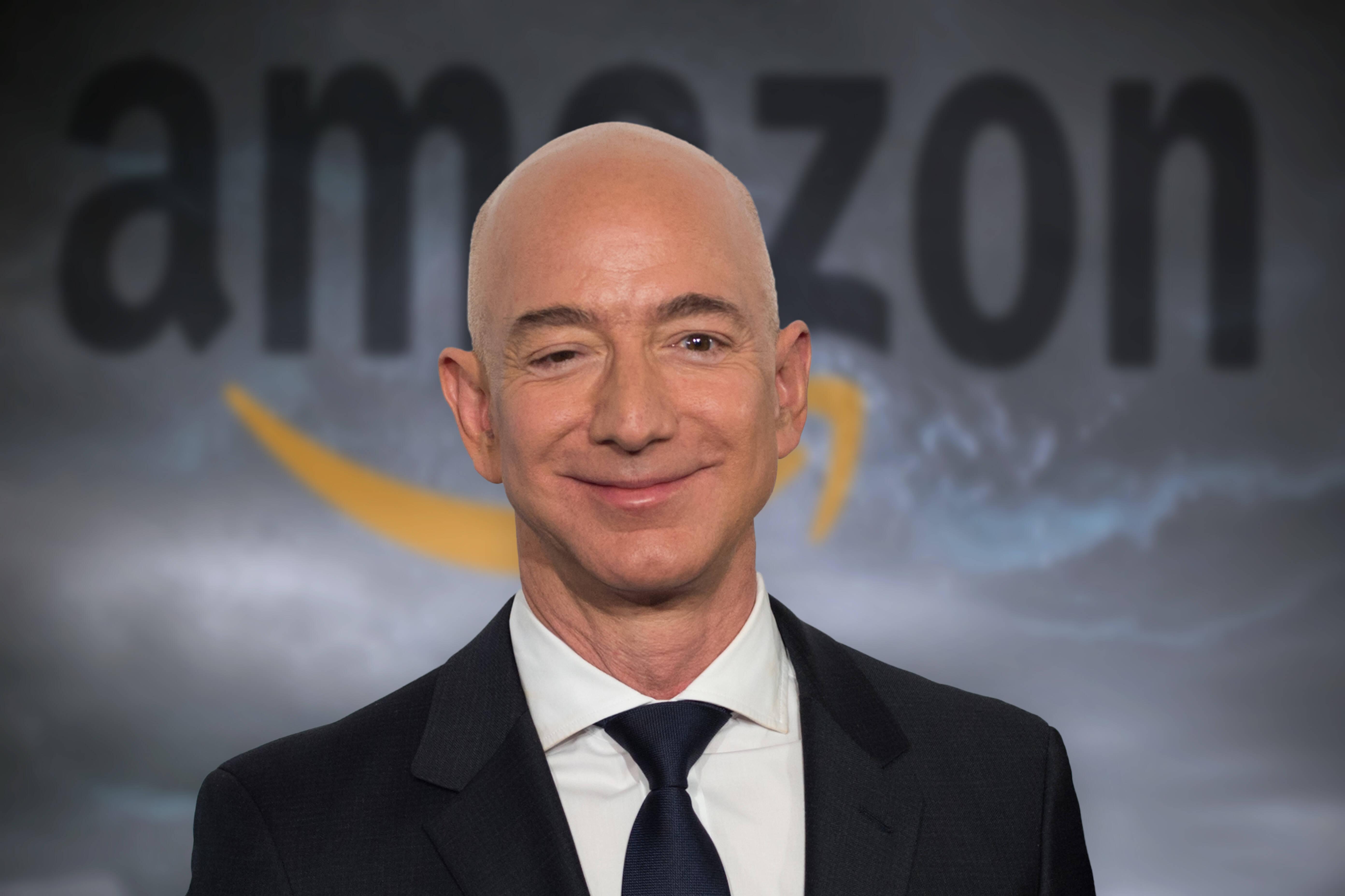 Das steht im Bezos' Abschiedsbrief