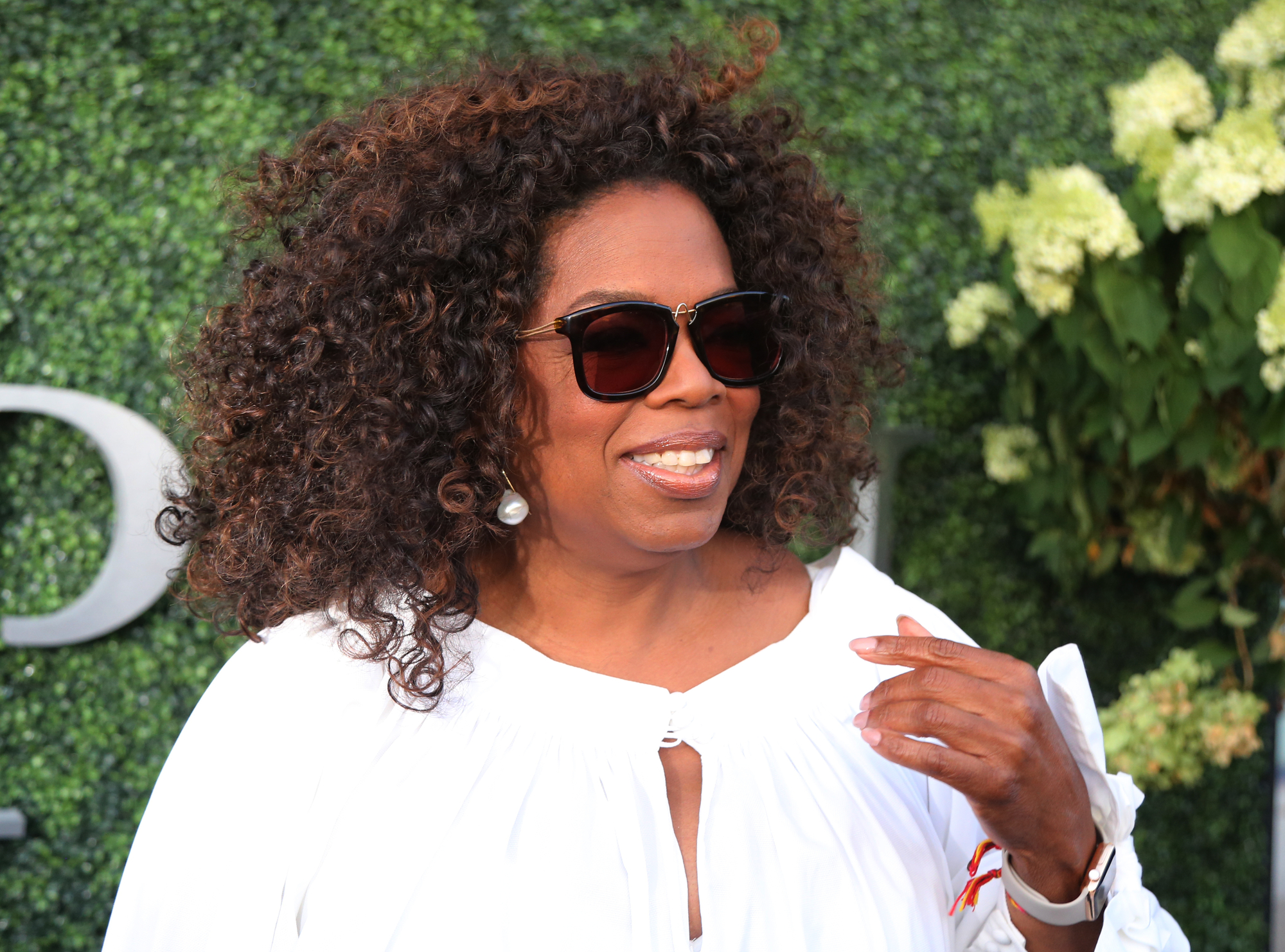 Oprah ist die große Börsen-Gewinnerin