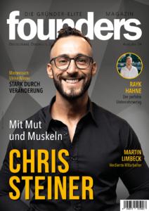 founders Magazin Ausgabe 24 Cover