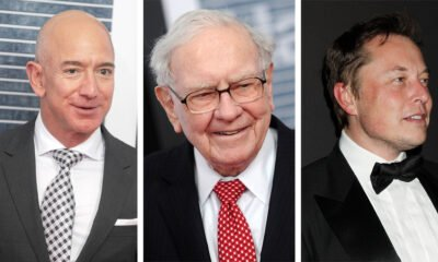 Bezos, Buffett, Musk – warum sie fast keine Steuern zahlen
