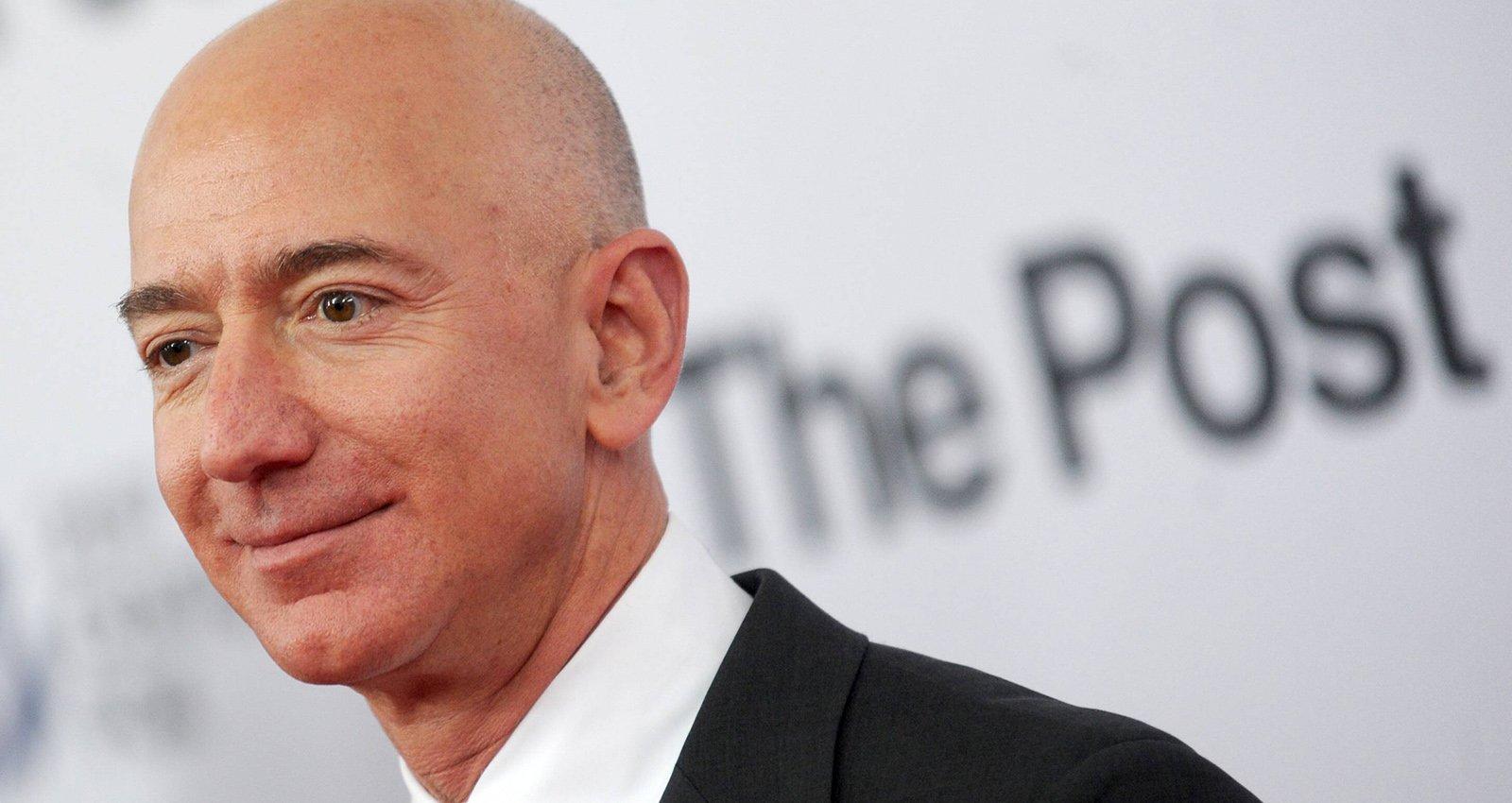Jeff Bezos erreicht mit 211 Milliarden US-Dollar neuen Vermögensrekord