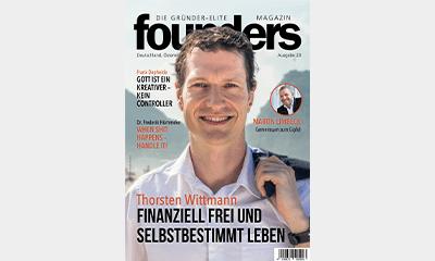 founders Magazin Ausgabe 28