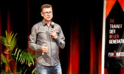 Event-Veranstalter Frank O. Reiss über Risiken und Erfolge der Existenzgründung