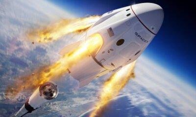SpaceX startet mit »Inspiration4« den Weltraumtourismus