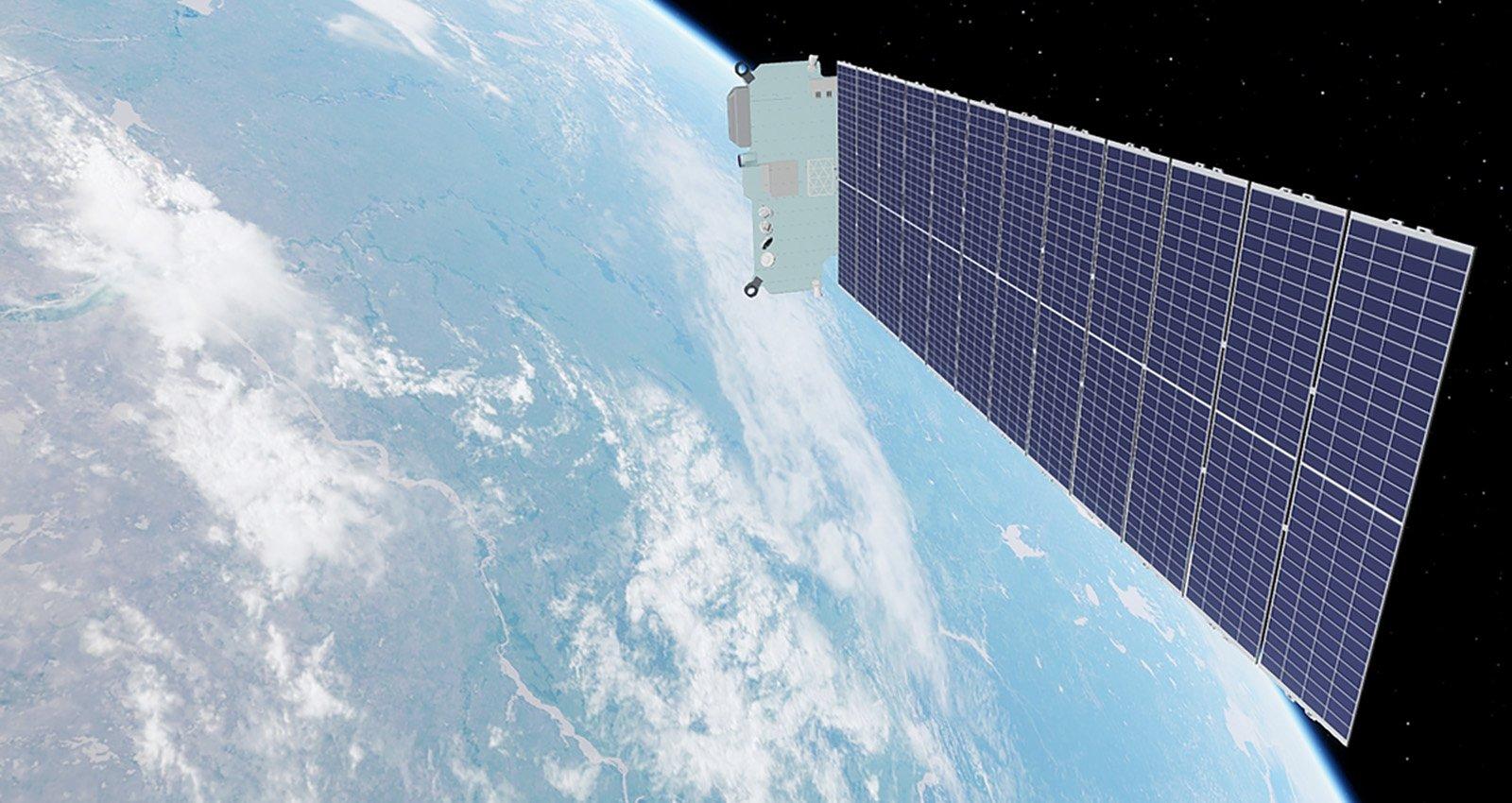 Jeff Bezos protestiert gegen Starlink-Satelliten